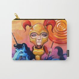 The Candy Warrior Carry-All Pouch