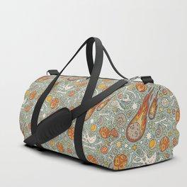 The Asteroid & the Omega Duffle Bag