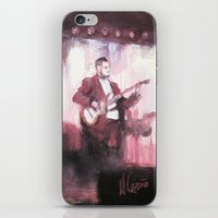 theatre iPhone & iPod Skins featuring Lotus Theatre by Miquel Cazanya