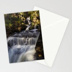 Cascades at Lumsdale Falls Stationery Cards