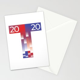MAGA Presidential Election 2020 Trump USA T Stationery Cards
