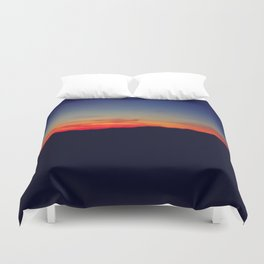 Biltmore Sunset Duvet Cover