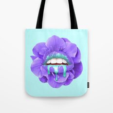 VIOLET KISS Tote Bag