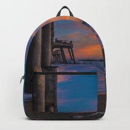 Low Angle Sunset Backpack