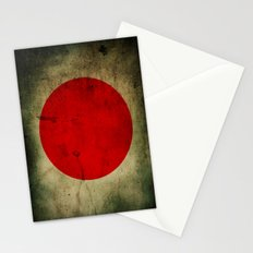 Japan Flag Stationery Cards