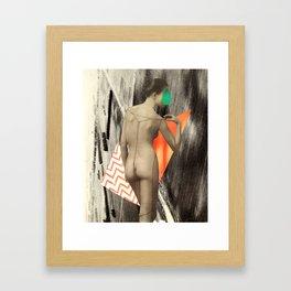 umbrage Framed Art Print