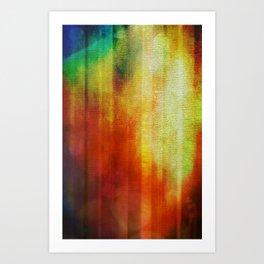 #1 RYGB Art Print