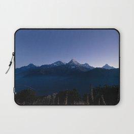 Dawn on Annapurna Laptop Sleeve