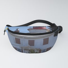 Haunted Lighthouse of Yaquina Bay Fanny Pack