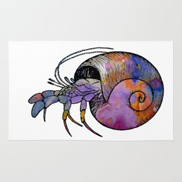 Hermit Crab Rug