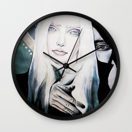 Dark side Wall Clock