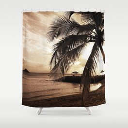 Paradise II - series -  Shower Curtain