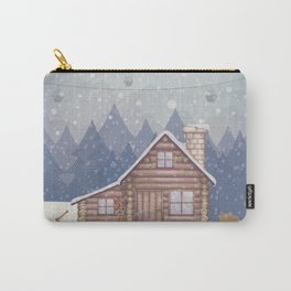 Winter - Let it snow Carry-All Pouch