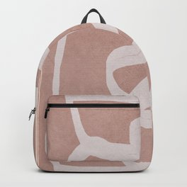Abstract Flow I Backpack