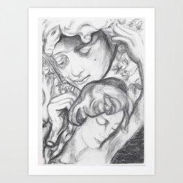 Weightless Excerpts Art Print