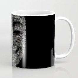 V per Vendetta Guy Fawkes Coffee Mug