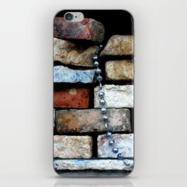 fancy kind of death iPhone Skin
