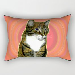 Pablo Cat Rectangular Pillow