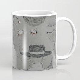 The Irradiated Ox Coffee Mug