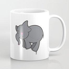 The Elephant and the Ant Coffee Mug