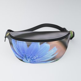Cornflower in the City Fanny Pack