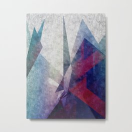 Baroque Dreams in Color Metal Print