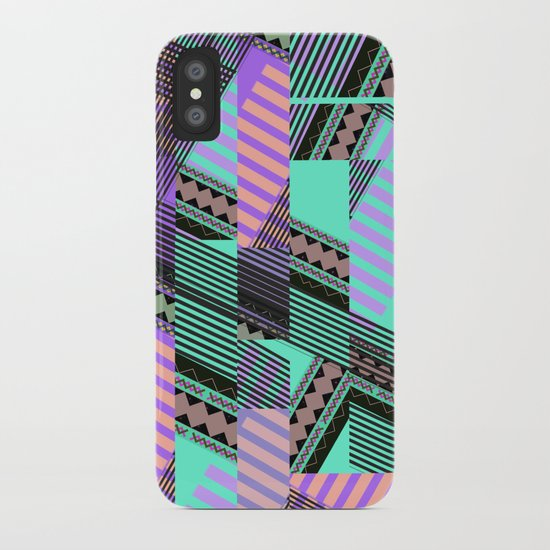 ELECTRIC TUNELS /// iPhone Case
