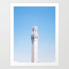 Provincetown Tower Art Print