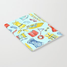 Lake time Notebook