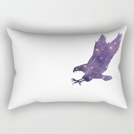 Universe in Eagle Rectangular Pillow