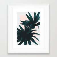 fly Framed Art Prints featuring Fly away by Hanna Kastl-Lungberg
