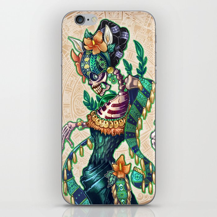 Dance of the Dead iPhone Skin