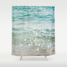 Falling Into A Beautiful Illusion Shower Curtain