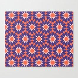 Cosy Moroccan Canvas Print
