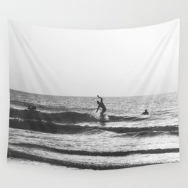 Surf's Up Wall Tapestry