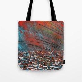 La ciudad de la furia Tote Bag