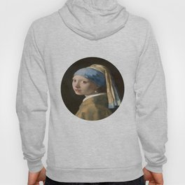 Girl with a Pearl Earring (1665), Old Masters Collection Hoody