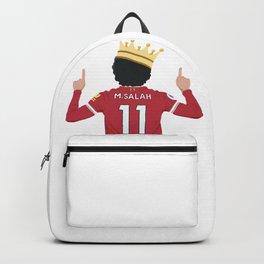 Mo Salah Egyptian King Liverpool Backpack