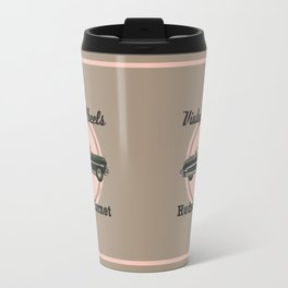 Vintage Wheels: Hudson Hornet Travel Mug