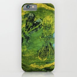 Dragonfly Dance #5 iPhone Case
