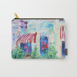 P Street Rowhouses Carry-All Pouch