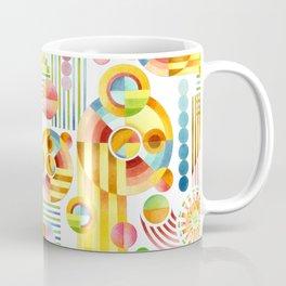 Abstract Art Deco Coffee Mug