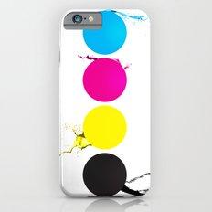 CMYK iPhone 6s Slim Case