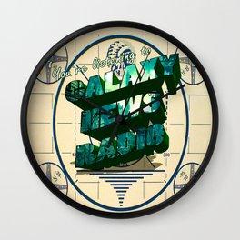 Your Old Pal, Three-Dog Wall Clock