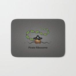 Pirate Ribosome Bath Mat
