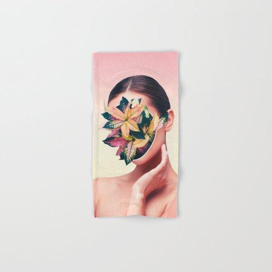 PLANT FACE Hand & Bath Towel