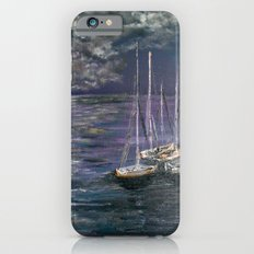 By the Light of the Silvery Moon Slim Case iPhone 6s