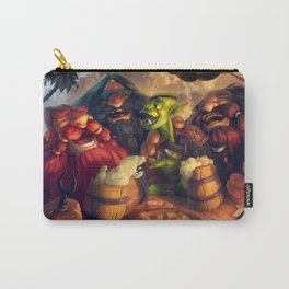 Once Upon a Time in The Tavern Carry-All Pouch