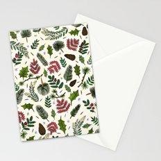 Winter Foliage  Stationery Cards