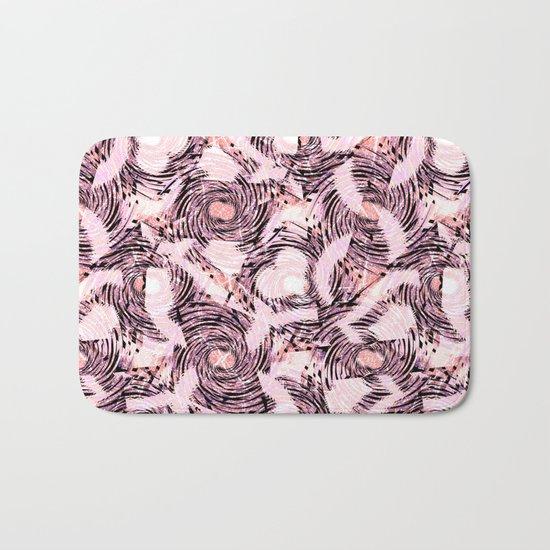 Abstract pattern.1 Bath Mat